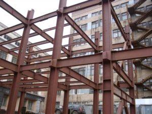 Строительные лестничные конструкции