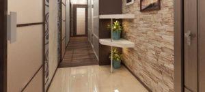 Какая плитка лучше для коридора?