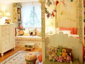 Комната для маленькой дочки