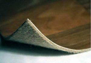 Основы линолеумного покрытия