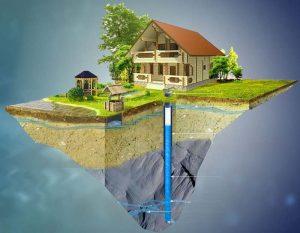 Преимущества скважин на воду