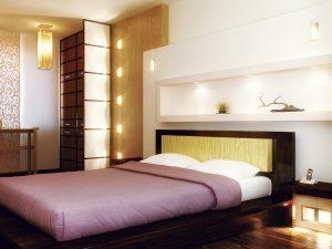 Правильное освещение в спальне – залог хорошего отдыха!