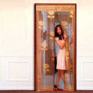 Магнитные шторы — Лучшие варианты практичного и красивого интерьера (76 фото)