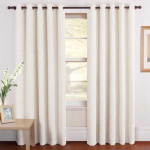 Белые шторы — Шикарный вариант для уютного интерьера (85 фото новинок)