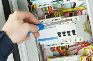 Обустройство электрокоммуникаций