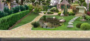 Ландшафтный дизайн: комфорт и уют в современном доме