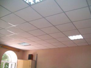 Какие существуют варианты отделки потолков