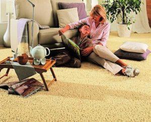 Укладка коврового покрытия – технология