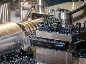 Технологический процесс металлообработки