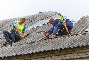 Осмотр крыши своего дома