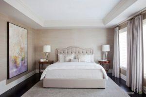 Роль цвета в дизайне спальни