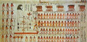 Фрески Какашатлы и пирамиды Шочитекатля