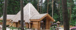 Строительство деревянных колыб