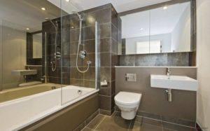 Использование композитных материалов при отделки ванной комнаты