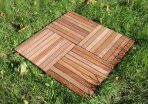 Термически модифицированная древесина