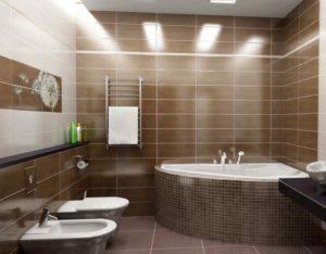 Ванные комнаты и их ремонт