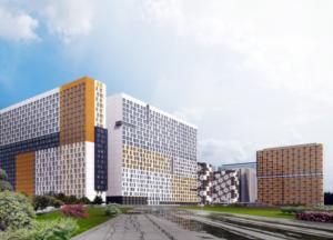 Осмотр жилищного комплекса Хорошевский