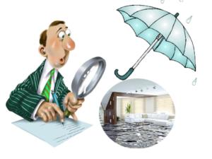 Оценка ущерба от залития квартиры