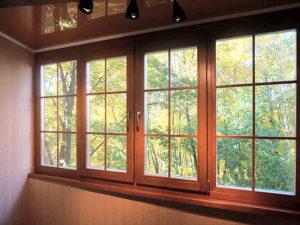 Деревянные окна, возвращение старых традиций