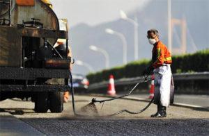 Дорожный битум и его применение