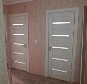 Строительство. Выбор деревянной двери