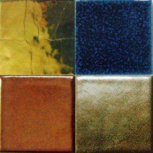 100 радуг керамических глазурей