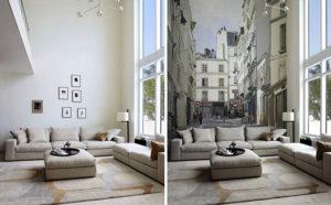 Как визуально увеличить пространство?