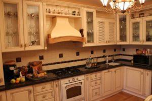 Кухни из массива – эталон красоты и изящества