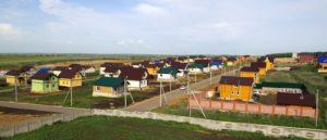 Самара: первая очередь коттеджного поселка «Звездный» завершена