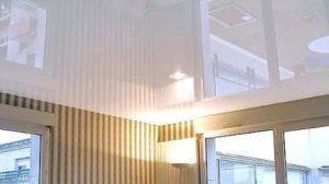 Какой натяжной потолок подойдет в ванную, кухню и др. комнаты