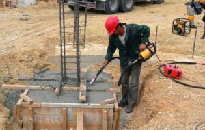 Особенность ремонтной смеси для бетона
