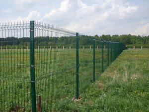 Забор 3D: новое решение старых проблем