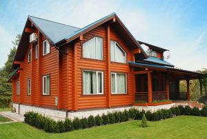 Выбор древесины в качестве материала для строительства загородного коттеджа