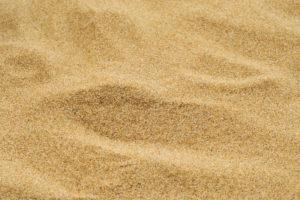 Песок. Может поговорим о нем?