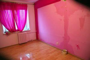Для квартиры ремонт после затопления
