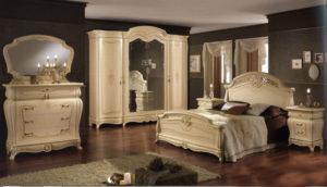Спальни Италии. В чем особенность стиля?