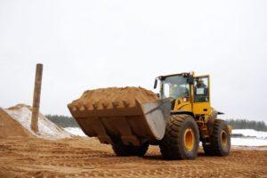 Возможности и реализация песка в СПб