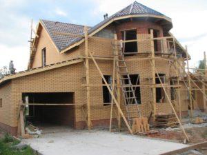 Прогрессирующее строительство частных домов под ключ