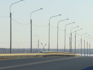 Железобетонные опоры освещения (ЛЭП): что это за конструкции и где они применяются