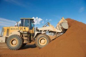 Область применения песка