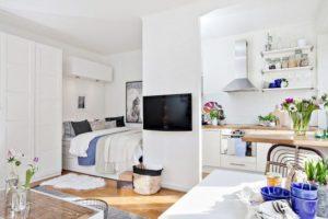 5 советов для правильного дизайна квартиры-студии