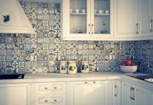 Особенности кухонной плитки.