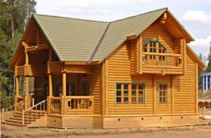 Строительство качественной бани из зимнего Костромского леса, за 2-4 недели!