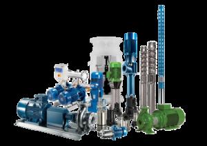 Выбор и установка насосного оборудования (его монтаж)
