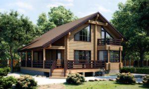 Финское качество по доступной цене. Проекты деревянных домов