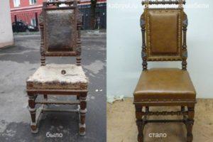 Реставрация мебели — выгодное решение для владельцев