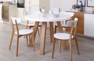 Какими бывают столы для кухни?