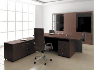 Отличительные особенности офисной мебели