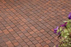 Тротуарная плитка калифорния и ее применение