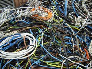Сдача и прием ненужного кабеля